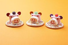 These cows are really easy to make and super cute!