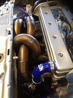 Custom built manifold