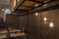 28-50 Maddox Street interiors by B3 Designers