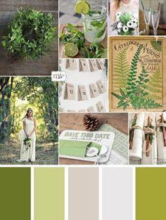 nature colour palette
