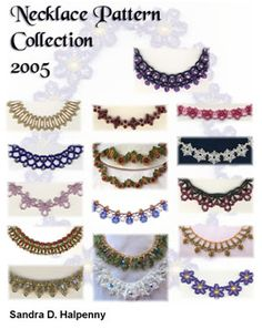Necklace Pattern Collection 2005 E-Book