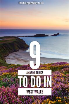 9 Amazing Things To Do In The Picturesque West Wales — Hand Luggage Only Cool Places To Visit, Places To Travel, Places To Go, Cardiff, Koh Lanta Thailand, Visit Wales, Visit Uk, Stuff To Do, Things To Do