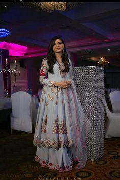 Pakistano jutti chakwi ji tille aali teri aundi aa,Birthday te ditte c jo jhumke pandora de kanna ch pauni aa. Wardrobe by… Eid Outfits, Pakistani Outfits, Indian Outfits, Bridal Outfits, Embroidery Suits Punjabi, Embroidery Suits Design, Indian Embroidery, Indian Designer Suits, Designer Gowns