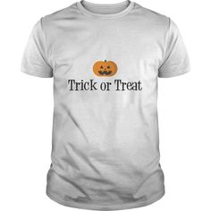 Halloween Tshirt  Trick or Treat