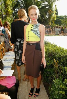 kate bosworth in proenza schouler spring 12 #chic