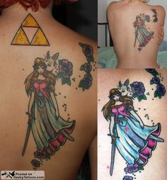 zelda tattoos - Google Search