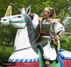 صور: تماثيل المعركة الأهم في تاريخ اليابان - موقع القيادي
