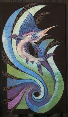 """""""Marks Magnificent Marlin Murphy"""" de  Helen Godden"""