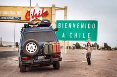 All Adam Harteau and his wife, Emily, wanted to do was take an epic 23,000-mile, 20-country road trip to the southernmost tip of South America and back. Everything that followed — the blog, the corporate sponsorships, the cookbook they're writing, the export business — has been a savvy improvisation.