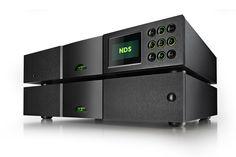 New Naim Audio Music Streamer. Highest end network music player - £6,895