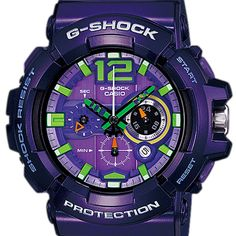 Casio G Shock   Arabic Chrono Series | Available Now Remindes me of the JOKER from BATMAN