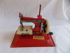 Gateway Engineering Company Toy Sewing Machine