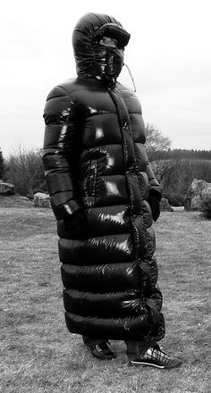 Parkasite down coat | Totally enclosed! | nylcoat | Flickr