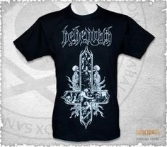 """Inverted Cross"" Behemoth t-shirt $19.31"