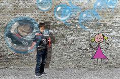 L'enfant aux bulles de savon (2017)