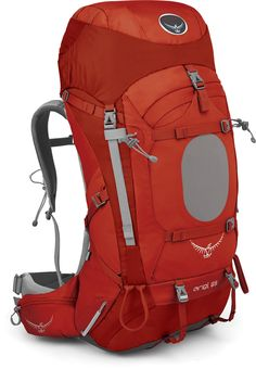 Slip the updated Osprey Ariel 65 pack onto your back and enjoy a  heat-moldable. Backpacking ... 74e864d12080c