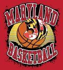 Maryland Basketball  Designed by www.asapstuff.com.