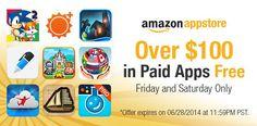 [Alerta Negócio] Amazon App Store Oferece Mais de 100 Dólares em Valor de Aplicações Pagas   Plataform'Android