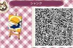 Animal crossing new leaf qr codes green day recherche for Carrelage kitsch animal crossing new leaf