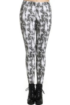 Scrawled Print Skinny Leggings. Description Leggings, crafted from elastic fabric, featuring scrawled print design, a stretchy waist, and all in a soft-touch stretch fit. Fabric Cotton,Spandex. Washing Cool Hand Wash. #Romwe