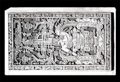 New cutting-edge techniques help archaeologists study Pakal II's crypt Ancient Aliens, Ancient History, Cardinal Directions, Big Bird, Archaeological Site, Archaeology, Mystery, Real Life