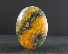 Bumble bee jasper cabochon Natural  gemstone Jewelry by Balibagus