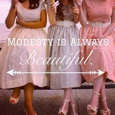 Always! #christianquotes #modesty