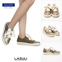 🔹 SALDOS 🔹  #lazuli #portugueseinspiration #lazulishoes #sale #saldos #descontos #shoes #shoelover #footwear  #shoponline #shopping #shoponline Lazuli, Spring Summer, Footwear, Sneakers, Shopping, Shoes, Fashion, Tennis, Moda