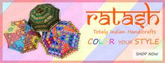 Make #colors of your own at #rainy #season  #Handmade #Umbrellas in #traditional #indian #style only at www.ratash.com #ratash @r_a_t_a_s_h #presenting a #valuable and #unique #products visit us at : www.ratash.com