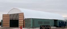 shipping containers span two - Google Search