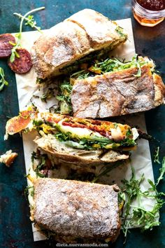 There are sandwiches Snow White - nothing beats sandwiches - 24 Sandwich Recipe. - There are sandwiches Snow White – nothing beats sandwiches – 24 Sandwich Recipes that are Perf - Healthy Recipes, Cooking Recipes, Healthy Picnic Foods, Dinner Healthy, Beef Recipes, Vegetarian Sandwich Recipes, Chickpea Recipes, Lentil Recipes, Cooking Fish
