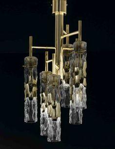 Bamboo Plafonnier