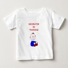 DECORATOR T SHIRT T Shirt, Hoodie Sweatshirt