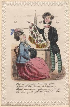 C) John Johnson Collection, Bodleian Library: Valentines 6 (8a)