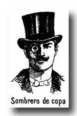 top hat illustrations | Men's Vintage Hats :: Top Hat