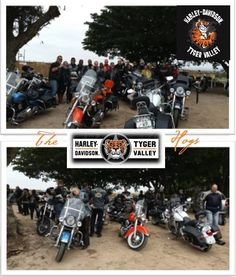 Thank you to the Harley Davidson Tyger Valley Hogs for spending their Sunday morning at Wild Clover restaurant. It' was an amazing and special experience for all of us and our customers having you with us for breakfast. Looking forward welcoming you again!