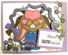 Eggstra special with Digital Delights by Louby Loo