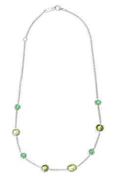 Ippolita 'Wonderland - Mini Gelato' Station Collar Necklace