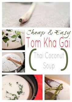 How to make Tom Kha