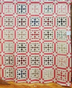Civil War Quilts: Soldier's Memorial Quilt from Farina, Illinois Battle Of Fredericksburg, Civil War Quilts, White Crosses, Antique Quilts, Fundraising Events, How To Raise Money, Quilt Making, Civilization, Illinois