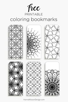 Coloring Bookmarks Free Printable - Coloring Bookmarks Free Printable , Zendoodle Coloring Bookmarks Printable Bookmarks to Color Colouring Pages, Adult Coloring Pages, Free Coloring, Coloring Books, Mandala Coloring, Coloring Sheets, Free Printable Coloring Pages, Free Printable Bookmarks, Diy Bookmarks