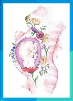 45 Ideas De Embarazo Arte De Embarazo Arte De Nacimiento Embarazo