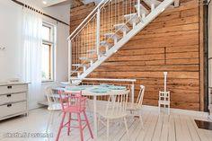 Myytävät asunnot, Puistokatu 20 E Portsa Turku #oikotieasunnot #ruokailutila #puutalo