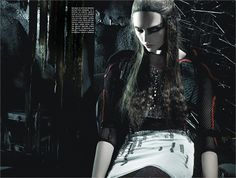 From Fall Winter 2012-13 Collections: Video Games - click on the photo to see all garments and accessories in Photogallery.