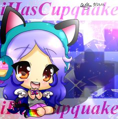 iHasCupquake Fan-art~~~~~~~~ by glaceonpower on DeviantArt