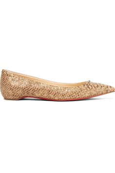 Sand and brown snake-effect cork Slip on Made in Italy
