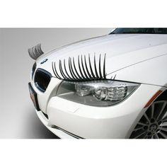 Carlashes Car Eyelashes Decorative Fashion Accessory