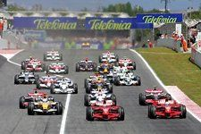 F1 | Formula 1 cars are considered to be the fastest circuit-racing cars in the world. The F1 season consists of a series of races, known as Grands Prix.