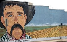 Cowboy Mural - Gillette, WY