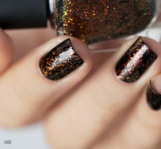 ILN Fall Collection 2015 Glory Swatch